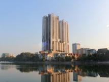 Tòa nhà Skyline tại Văn Quán cho thuê văn phòng chuyên nghiệp với giá như ý
