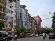 Cho thuê nhà mặt phố Thái Thịnh, Đống Đa, 120m2, 2 tầng