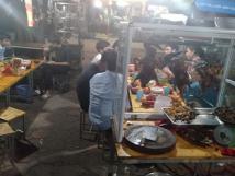 Sang nhượng quán nhậu bình dân, tại Phú Diễn, Bắc Từ Liêm, HN