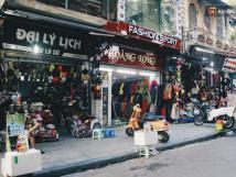 Cho thuê nhà mặt phố Lò Sũ, quận Hoàn Kiếm. 75m2, 4 tầng, MT 4m, giá thuê 60 tr/th (có TL)