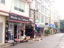 Sang nhượng cửa hàng quần áo, tại số 3 ngõ 102 đường Trần Phú, Hà Đông, Hà Nội