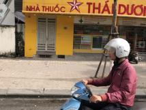 Cho thuê cửa hàng mặt phố Thái Hà 210m2, MT 10m, vị trí đẹp nhất phố