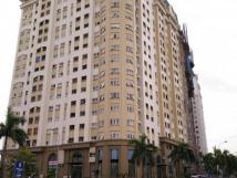 Cho thuê căn hộ CT2A Nam Cường Hoàng Quốc Việt, 3 phòng ngủ, chỉ 8 triệu/tháng