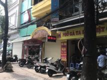 Cửa hàng mặt phố Hàng Da cho thuê 35m x 1 tầng MT 7m giá 52tr. Hót nhất phố.