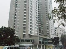 Cho thuê gấp căn hộ chung cư B4 Kim Liên, 75m2, đầy đủ đồ đẹp, giá 12 triệu/tháng