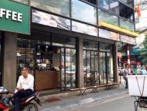 Johnny Mạnh cho thuê gấp nhà 3 tầng mặt phố Phạm Huy Thông, mặt tiền 5m, 0914739966