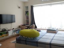Cho thuê căn hộ dịch vụ tại Hàm Long, Hoàn Kiếm, 40m2, 1PN, hiện đại