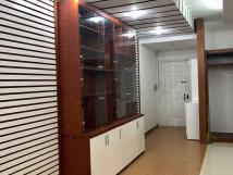 Cho thuê căn hộ chung cư A4 Hàm Nghi, DT 126 m2, 3 phòng ngủ