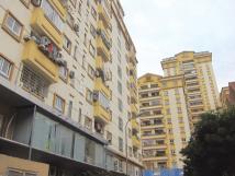 Cho thuê căn hộ chung cư CT3A Mễ Trì Thượng, 100m2, 3 phòng ngủ, nội thất cơ bản, giá 9,5 tr/th