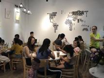 Sang nhượng quán cafe hát nhau nghe ở KĐT Đại Thanh, Thanh Trì, Hà Nội
