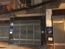 Cho thuê nhà ngõ 12 phố Đào Tấn, Ba Đình nhà 68m x5t oto đỗ trong nhà thuận tiện làm vp, cty, ở...