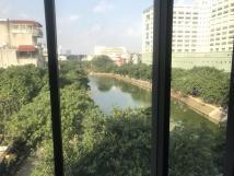 Cho thuê Văn phòng mặt phố 71 Chùa Láng, Đống Đa, 80m2.