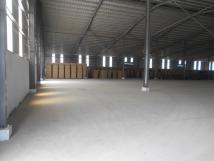 Cho thuê kho xưởng 500 m2 tại Gia Lâm gần đường Hà Nội - Hải Phòng