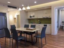 Cho thuê căn hộ Ngọc Khánh Plaza, 2 phòng ngủ, 111m2, đủ nội thất, 15 tr/th