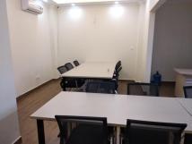 Cho thuê nhà nguyên căn Lạc Long Quân, full nội thất văn phòng .