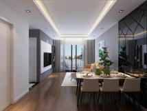 Cho thuê căn hộ 2PN (đồ cơ bản), 75m, giá rẻ tại Imperia 423 Minh Khai 9.000.000 đ