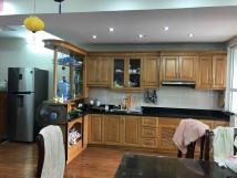 Cho thuê căn hộ chung cư linh đàm diện tích 93m2 thiết kế 3PN,2WC đầy đủ nội thất LH: 0945266555