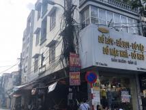 Cho thuê nhà mặt phố Chùa Bộc, DT 30m2 x 1 tầng, mặt tiền 3m, giá 32 triệu/tháng.