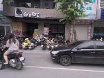 Cho thuê nhà làm nhà hàng, trà sữa phố Giang Văn Minh: 70m2, 4.5 tầng.