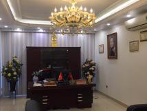 Cho thuê nhà riêng tại Ngọc Lâm, Long Biên, 100m2, mặt tiền 5m, 3 tầng, 55 triệu/ tháng.