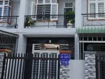Nhà phố 1 trệt 1 lầu,đường HL11,Bình Chánh,Tp.HCM