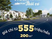 Đất nền sổ đỏ 100% đặc khu kinh tế Vân Phong chỉ từ 2,5 tr/m2