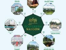 Căn hộ Eco Green Sài Gòn đầu tư sinh lời trong tầm tay