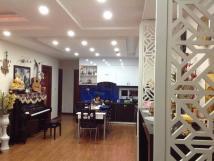 Cho thuê CHCC Kinh Đô Tower 93 Lò Đúc Hai Bà Trưng Hà Nội căn góc 2PN full đồ