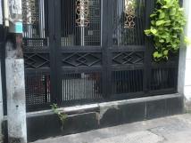 Bán nhà hẻm 336 Nguyễn Văn Đậu P11 Q Bình Thạnh, 4,3x14m,4,7ty