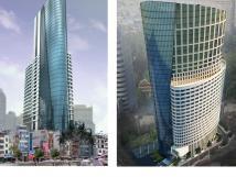 Cho thuê mặt bằng thương mại, văn phòng tại tòa nhà Ellipse, Trần Phú, Hà Đông, Hà Nội.