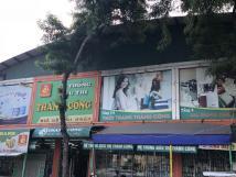 Cho thuê nhà MP Trung Hòa, DT 140m2 x 5 tầng, MT 6m. Tiện kinh doanh tất cả các mặt hàng.