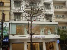 Cho thuê nhà mặt phố Quang Trung, Quận Hà Đông, Hà Nội, MT 4m nở hậu, DT: 150m2. LH: 0388645346