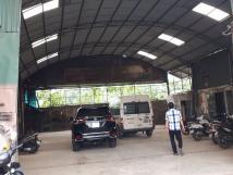 Cho thuê kho xưởng gần cầu Chương Dương 350m2 ở Long Biên