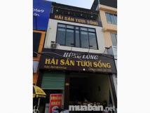 Cho thuê nhà làm nhà hàng mặt phố Hai Bà Trưng: 150m, mặt tiền 5.5m.