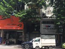 Cho thuê nhà mặt phố Giang Văn Minh, Ba Đình, Hà Nội nhà vị trí đẹp gần ngã ba Đội Cấn ....