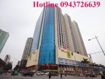 Cho thuê  văn phòng tại tòa nhà Hồ Gươm Plaza, 110 Trần Phú, Hà Đông,  lh 0943726639