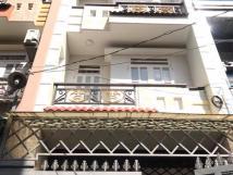 Bán nhà mặt tiền Tân Bình – Đồng Đen, 4.2x20m, 1 trệt 2 lầu + sân thượng, lề đường 8 mét.