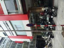 Cho thuê nhà mặt phố Lê Thanh Nghị, DT 60m2 x 3 tầng, mặt tiền 6m, giá 45 triệu/tháng.