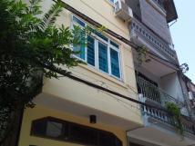 Bán nhà 3 tầng 35m2 ngõ Thịnh Quang- Mt 4m- 2.5 tỷ