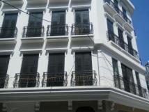 Cho thuê shophouse Five Star Mỹ Đình. 85m2 x 5 tầng + 1 tầng hầm, mt 5,2m, nhà đã hoàn thiện,