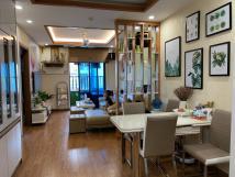 Cho thuê chung cư Mipec Long Biên, 2 ngủ full đồ giá 15tr/th. LH 0967341626