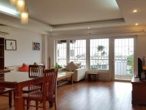 [ID: 602] Cho thuê căn hộ tại Trúc Bạch, 60m2, 1PN, ban công, đủ đồ