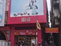 Cho thuê mặt phố 121 Tôn Đức Thắng, Đống Đa, HN, DT 95m2 x 3 tầng, giá 55 triệu/th