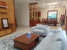 Cho thuê nhà biệt thự Mễ Trì Thượng, Q Nam Từ Liêm. Hiện đại mới đẹp 200m XD 120m x 4t, mt 10m. 50t