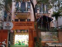 Cho thuê biệt thự khu đô thị Trung Yên - Cầu Giấy - Hà Nội. DT 225m2, 4 tầng, đồ cơ bản, 65 tr/th
