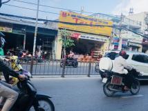 Chính chủ bán gấp MT Nguyễn Văn đậu 4.8x20 nở hậu giá chỉ 10.5 tỷ