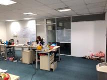 Cho thuê văn phòng 75m2 mặt phố 66 Trần Đại Nghĩa, 18.7triệu/tháng. LH: 0942857357