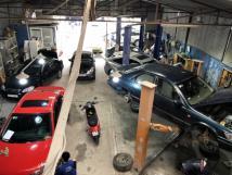 Cần sang nhượng garage ô tô, diện tích 400m2 tại đường Vườn Cam, Mễ Trì, Nam Từ Liêm: 0986507628