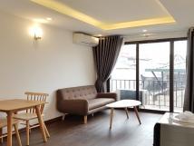 [ID: 745] Cho thuê căn hộ dịch vụ tại Linh Lang, Ba Đình, 50m2, 1PN, ban công, đầy đủ nội thất mới hiện đại
