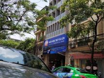 Cho thuê tầng 3 tòa nhà số 7 Trần Khánh Dư, Hai Bà Trưng, 8 tầng nổi + 1 hầm.
